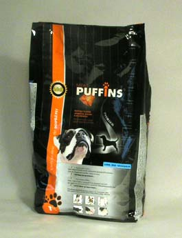 Puffins Adult Lamb Rice 1kg