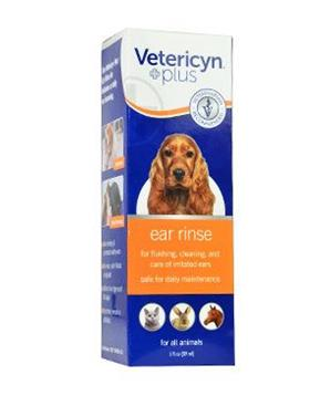 Vetericyn Ušní kapky 88,5ml all animals
