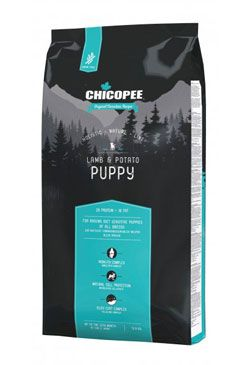 Chicopee Holistic Puppy Lamb-Potato 12kg