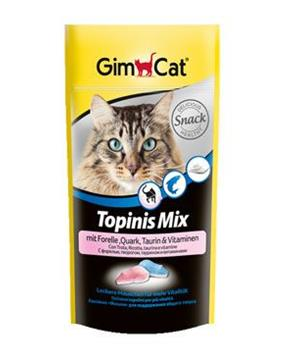 GIMCAT TOPINIS MIX 40g
