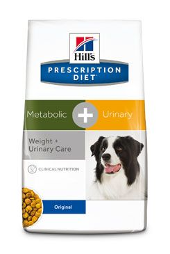 Hill's Canine Dry Adult Metabolic+Urinary 2kg