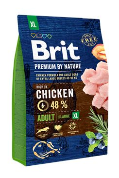 Brit Premium Dog by Nature Adult XL 3kg