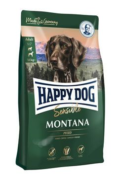 Happy Dog Supreme Sensible Montana Kůň/Brambory 4kg