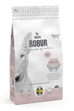 Bozita Robur DOG Sen. Single Protein Salmon 21/11 950g
