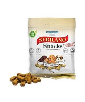 Serrano Snack for Puppies 100g