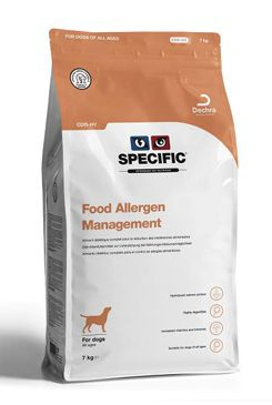 Specific CDD HY Food Allergy Management 2kg pes