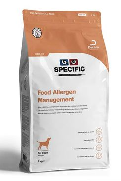 Specific CDD HY Food Allergy Management 12kg pes