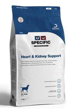 Specific CKD Heart & Kidney Support 2kg pes