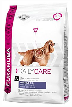 Eukanuba Dog  DC Sensitive Skin 2,3kg