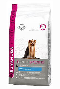 Eukanuba Dog Breed N. Yorkshire Terrier 1kg