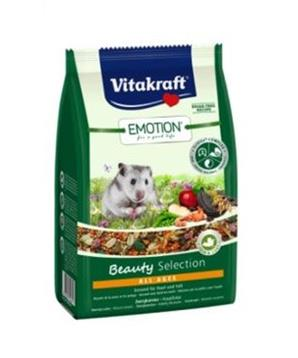 Vitakraft Rodent Hamster krm small Emotion beauty 300g