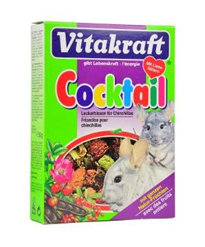 Vitakraft Rodent Chinchilla poch. Cocktail 50g