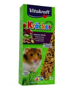 Vitakraft Rodent Hamster poch. Kräcker Nut Cello 2ks