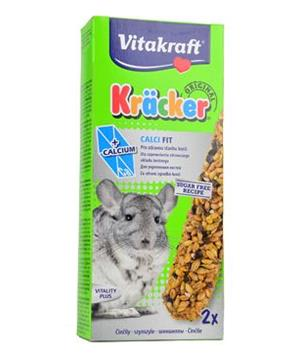 Vitakraft Rodent Chinchilla poch. Calcium tyčinky 2ks