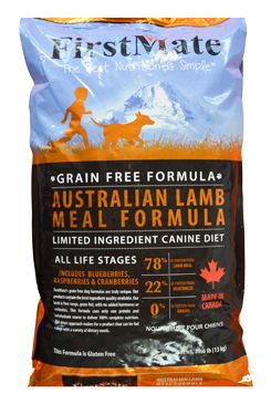 First Mate Dog Australian Lamb 6,6kg