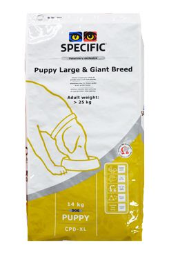 Specific CPD XL Puppy Large & Giant Breed 14 kg