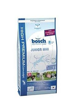 Bosch Dog Junior Mini 15kg