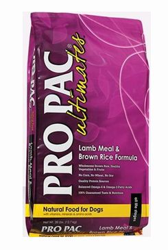 Pro Pac Ultimates Dog Adult Lamb&Brown Rice 12kg