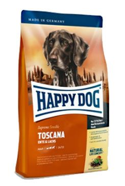 Happy Dog Supreme SensibleToscana Duck/Salm. 4kg