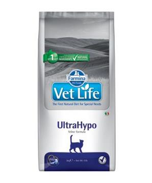 Vet Life Natural CAT Ultrahypo 10kg