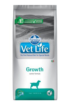 Vet Life Natural DOG Growth 12kg