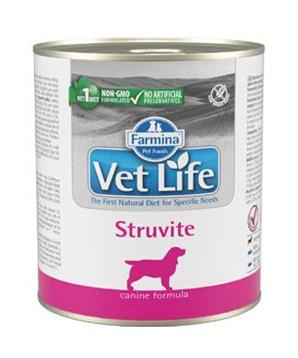 Vet Life Natural Dog konz. Struvite 300g