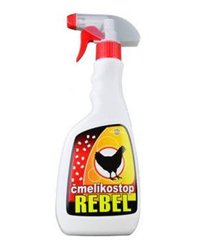 Rebel Čmelíkostop spr 500ml